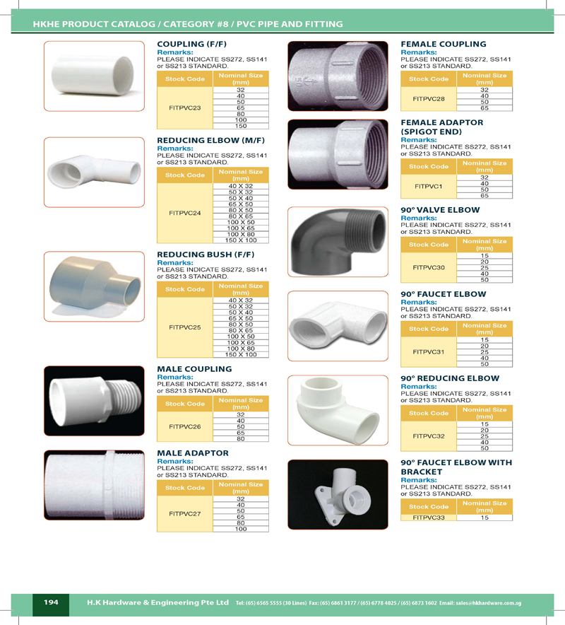 pvc pipe fittings catalog bing images. Black Bedroom Furniture Sets. Home Design Ideas